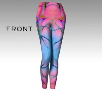 Sycamore Leggings ~ Remix 1 front