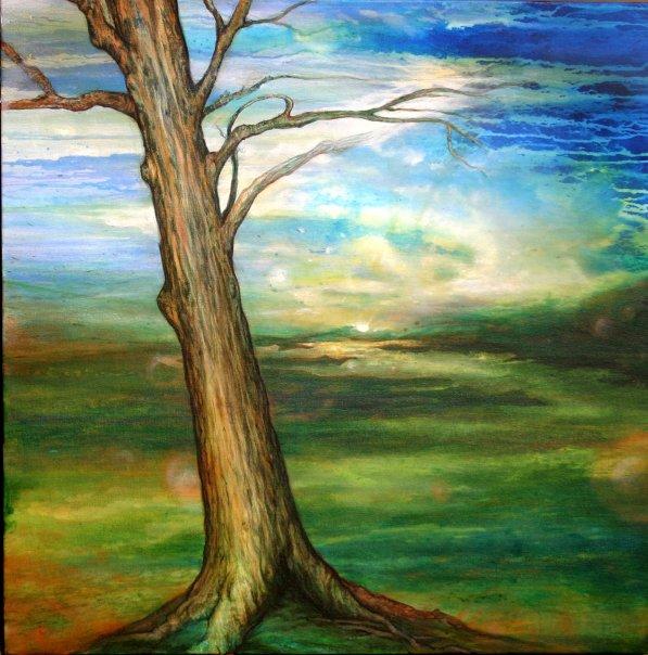 Lynn Spencer-Nelson ~ Forest Park Oak