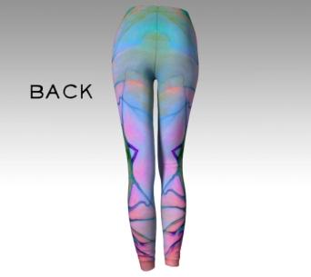 Sycamore Leggings ~ Remix 1 back