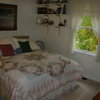 Bedroom 1 Pin Oak