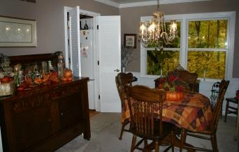 Dining Room Pin Oak