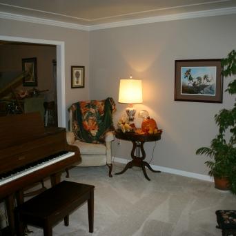 Front Room Pin Oak